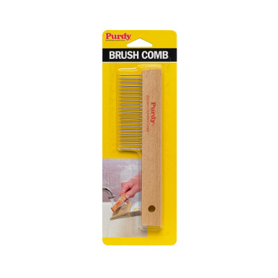 Purdy brush comb
